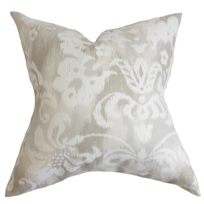 Ashura Floral Throw Pillow Size: 22 x 22