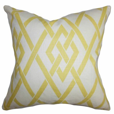Abioye Geometric Throw Pillow Cover