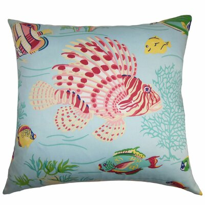 Niju Coastal Throw Pillow