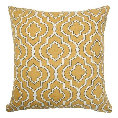 Chism Geometric Floor Pillow