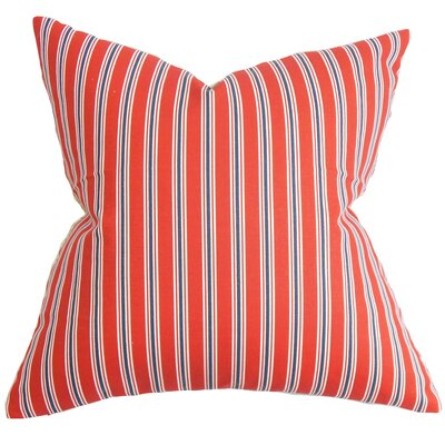 Nouvel Stripe Bedding Sham Size: Euro