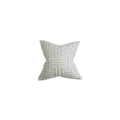 Roscoe Geometric Throw Pillow Cover