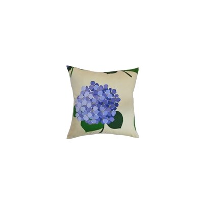 Saggiomo Floral Cotton Throw Pillow Cover Size: 20 x 20