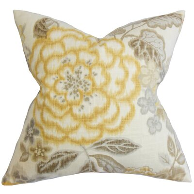 Unai Floral Bedding Sham Size: Queen