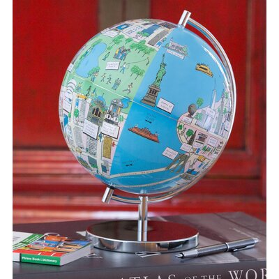 New York Globe WP70020