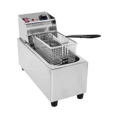 "16"" 8 Liter Electric Deep Fryer SFE01860-220"