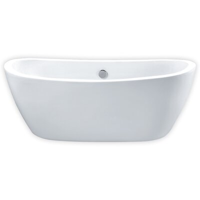 68 x 31.5 Soaking Bathtub