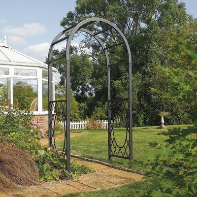 Rosenbogen Wrenbury | Garten > Pflanzen > Pflanzkästen | Stahl | Rowlinson Garden Products