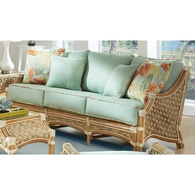 Mauna Loa Sofa Color: Mint