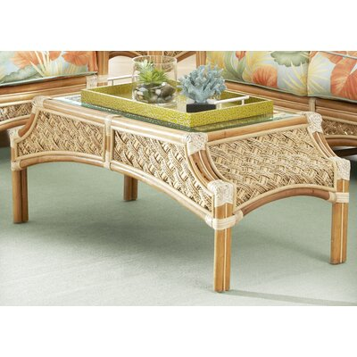 Mauna Loa Coffee Table Color: Natural