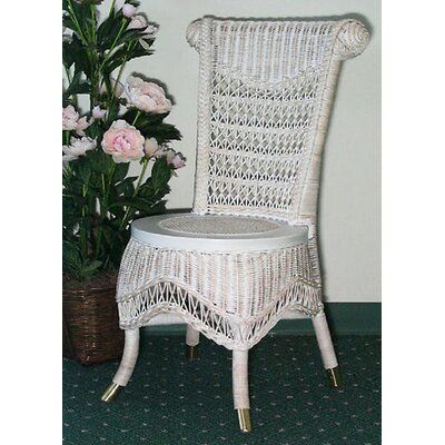 Classic Side Chair Finish: White
