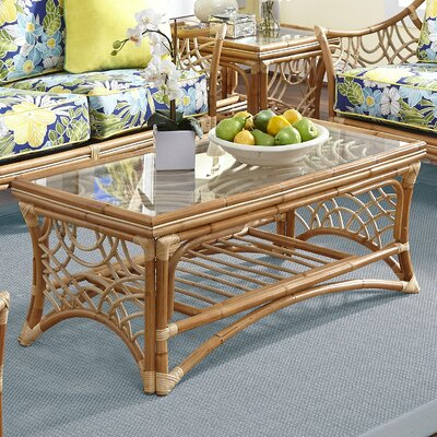 Rainey Coffee Table Base Color: Natural