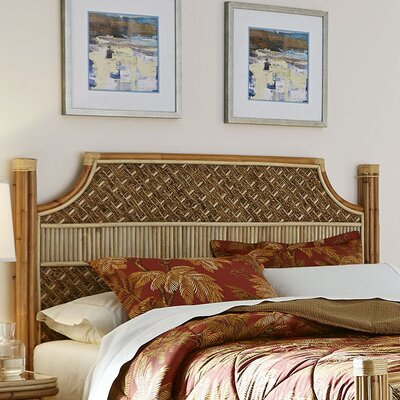 Mandalay Panel Headboard Size: King