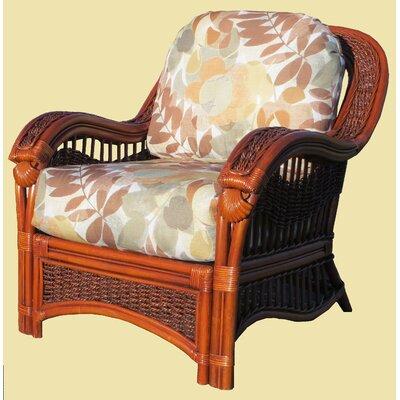 Seascape Armchair Upholstery: Adobe