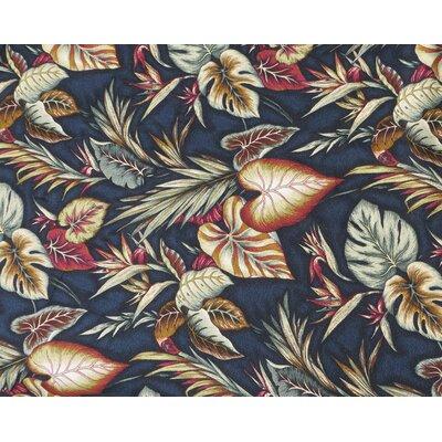 Abha Ottoman Upholstery: Kabana Black