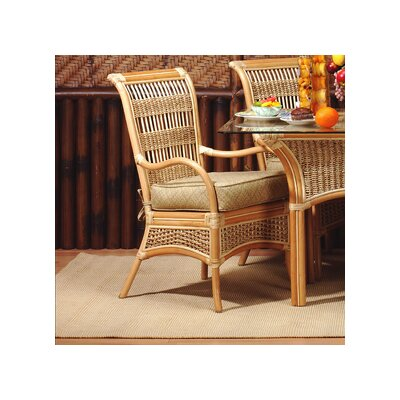 Dining Chair Upholstery: Wheat