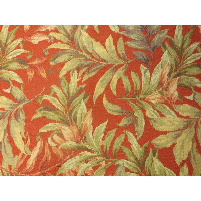 Abha Ottoman Upholstery: Astrid Geranium
