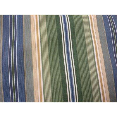 Abha Barrel Chair Body Fabric: Calista Stripe Delft
