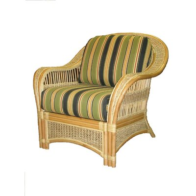 Keiper Barrel Chair Upholstery: Tulsa Ebony