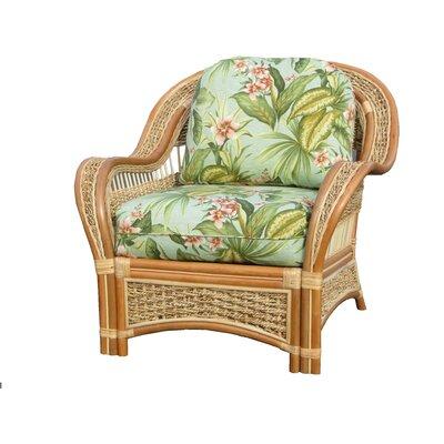 Hounsfield Armchair Upholstery: Jamaica Mist