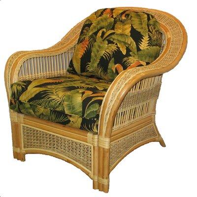 Armchair Upholstery: Lucian Flint