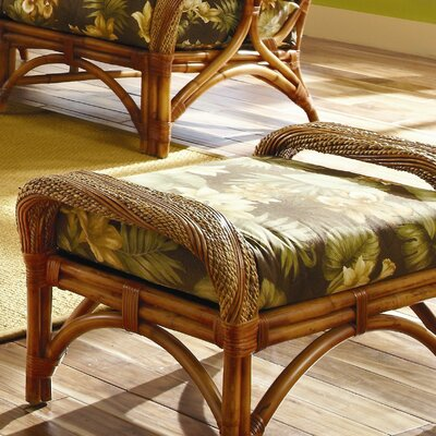 Abha Ottoman Upholstery: Suede