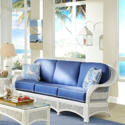 Regatta Sofa Upholstery: Hampton Summer