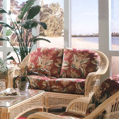 Loveseat Upholstery: Sumerset Mist