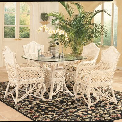 Gazebo Dining Table Finish: White Wash