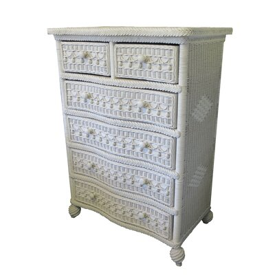 Classic 5 Drawer Dresser