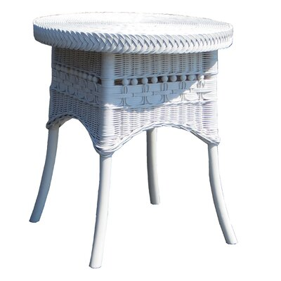 End Table Color: White, Size: 24