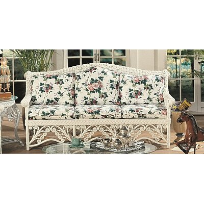 Mathys Traditional Floral Sofa