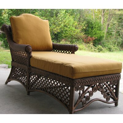 Wyman Upholstered Chaise Lounge