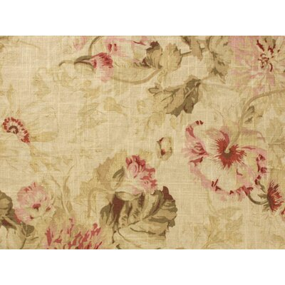 Proxima Glider Ottoman Upholstery: Floral Antique