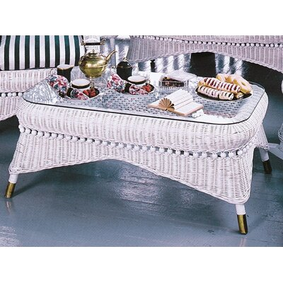 Sheridan Coffee Table Color: White