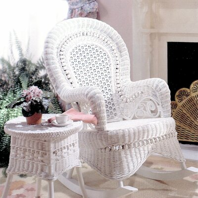 Yesteryear Country White Rocking Chair (Set of 2) at Sears.com