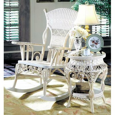 Yesteryear Millie White Rocking Chair at Sears.com