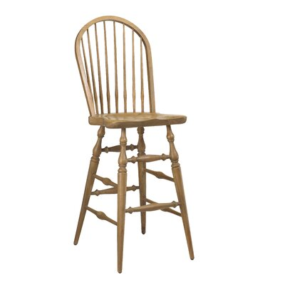 Pyrenees Bar Stool Finish: Natural
