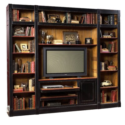 Eastep Entertainment Center Color: Black