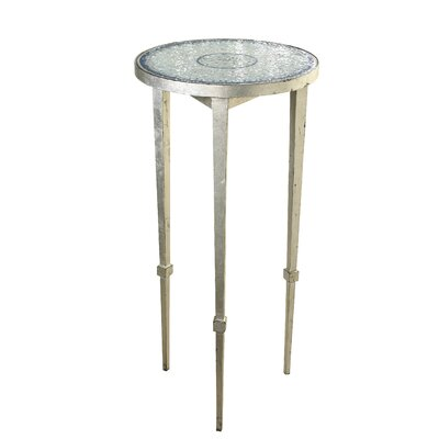 French Accents End Table