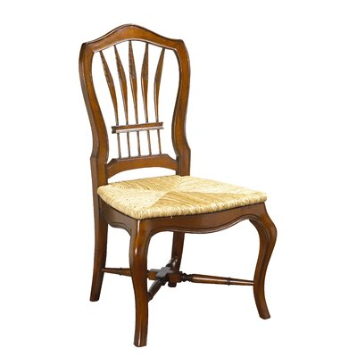 Provence Side Chair Finish: Cherry