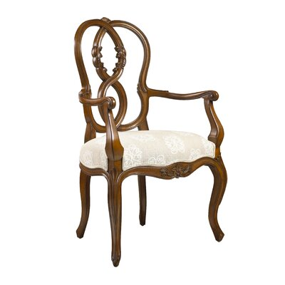 Leonetti Solid Wood Dining Chair Color: Light Cherry