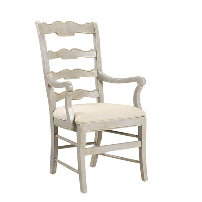 Furniture-Beaujolais Arm Chair Finish Cherry