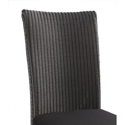 Furniture-Henri Side Chair Finish Gray