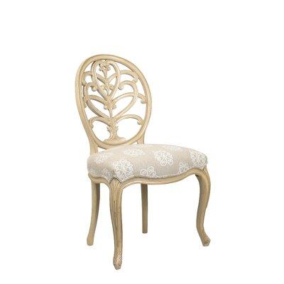 Parc Saint-Germain Side Chair Finish: Ivory