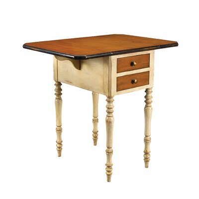 Felix End Table Finish: Ivory