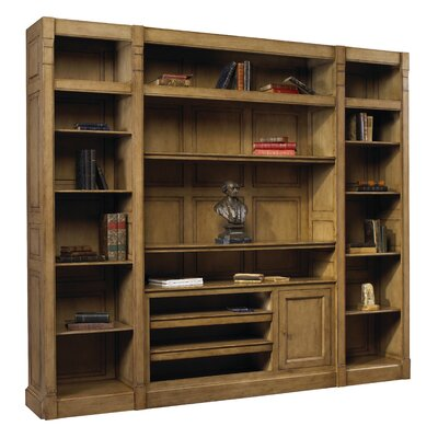 Eastep Entertainment Center Color: Natural / Brown