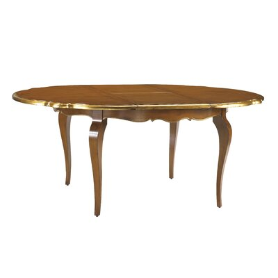 Passy Extendable Dining Table Finish: Light Cherry