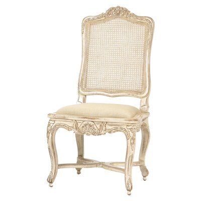 Passy Side Chair Finish: White