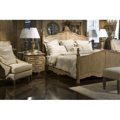Leonia King Platform Bedroom Set